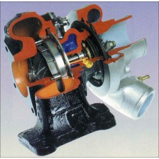 Турбокомпрессор Hitachi EX300-3C