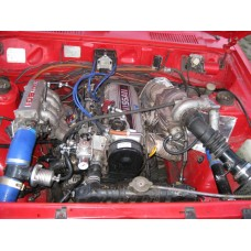 Двигатель CA20E Nissan Bluebird
