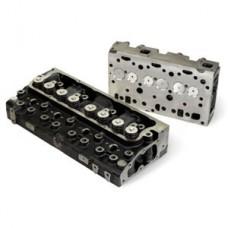Головка блока цилиндров (ГБЦ) Isuzu 4HE1