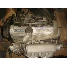 Двигатель для автомобиля Nissan Bluebird LD20