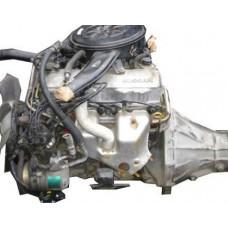 Двигатель Nissan Atlas FD33 или FD35